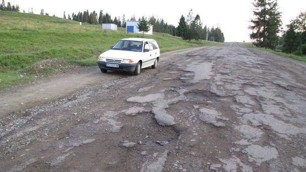 Українські дороги