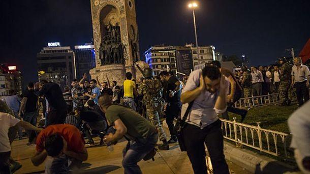 Ситуація в Стамбулі