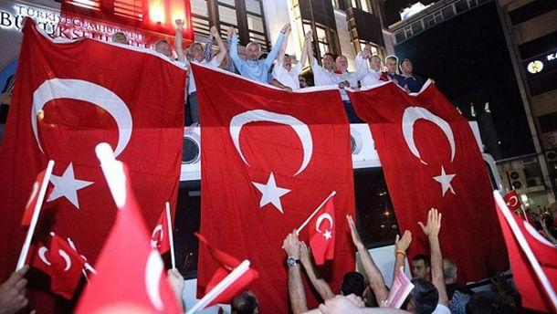 Турецкие протесты