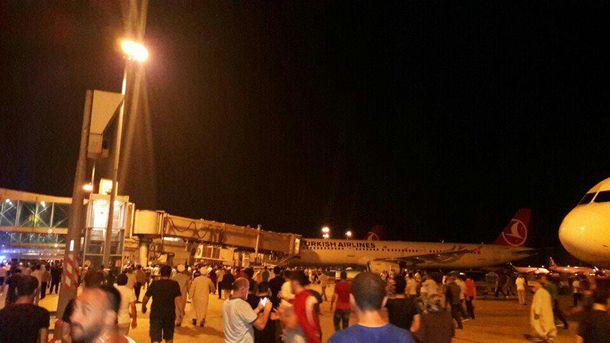 Стамбульський аеропорт