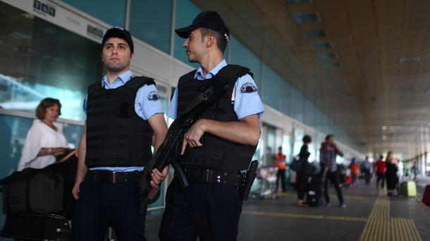 Правоохранители держат ситуацию под контролем