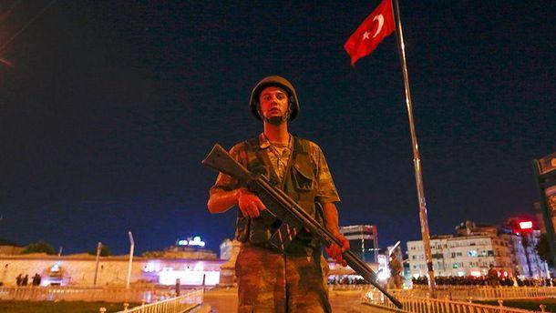 15 липня 2015 року. Переворот у Туреччині