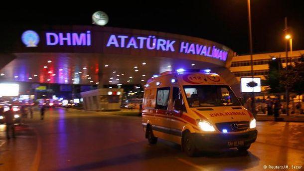 Стамбульський аеропорт імені Ататюрка