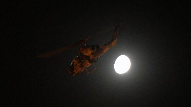 Гелікоптер заколотників