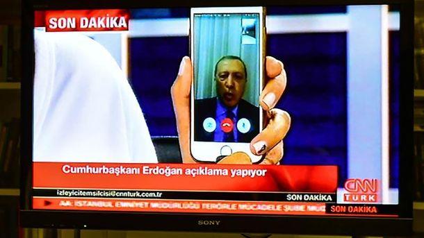 Реджеп Тайип Эрдоган
