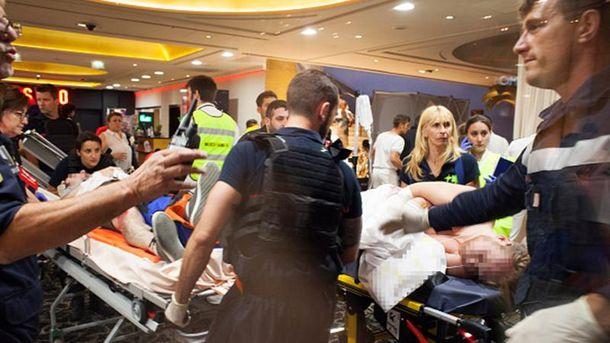 Жертви теракту у Ніцці