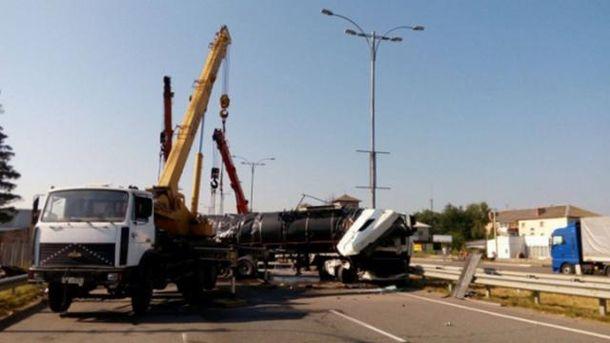 ДТП на трасі Київ-Одеса