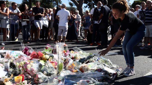 Теракт у Ніцці забрав життя кількох десятків людей