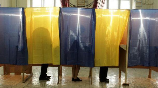 17 июля в Украине состоялись промежуточные выборы в Верховную Раду