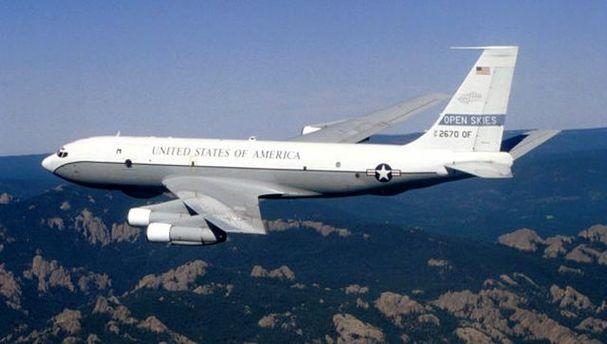 Украина и США проведут наблюдательный полет над Россией