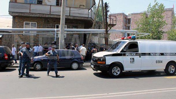 Спецоперация в Ереване