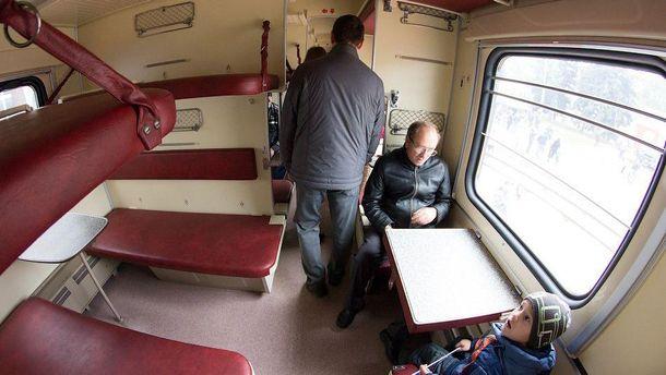Плацкартний вагон