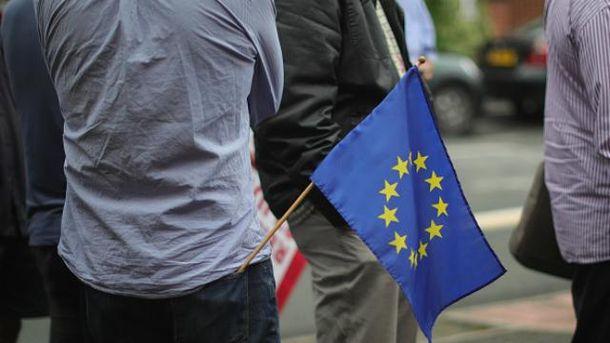 Великобритания не спешит выходить из ЕС