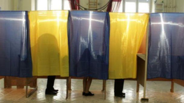 17 липня в Україні відбувались проміжні вибори до Ради