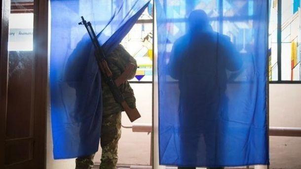 В Еврокомиссии упомянули о выборах на Донбассе