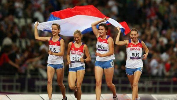 Російських спортсменів закликають повернути медалі