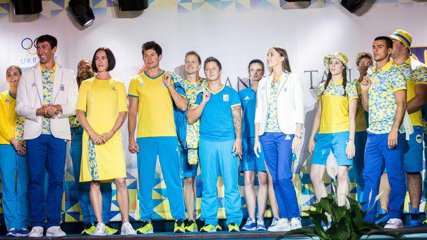 Українські спортсмени отримали нове екіпірування