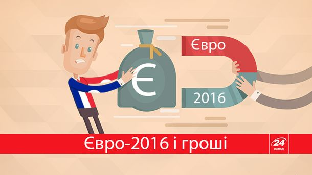 Скільки коштувало Франції провести Євро-2016