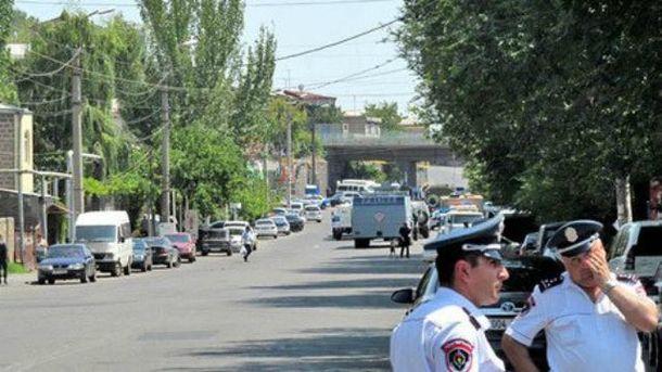 У Єревані з 17 липня триває спецоперація