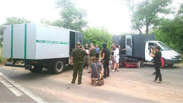 23 осужденных будут отбывать наказание в Украине