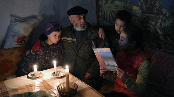 Кримчанам не звикати жити без світла