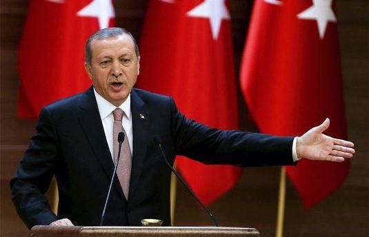 Раджеп Эрдоган