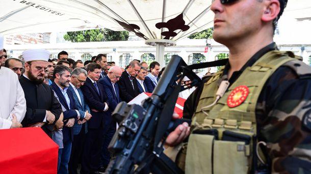 Ситуація у Туреччині залишається напруженою