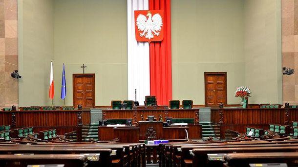 Сейм Польши признал Волынскую трагедию геноцидом поляков