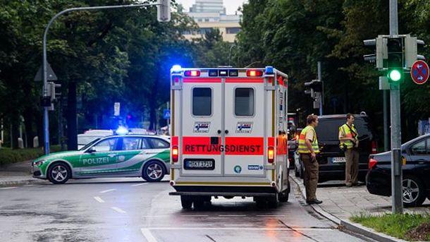 Кількість жертв стрілянини у Мюнхені зросла до 10