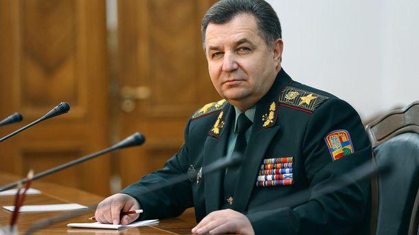 Министр обороны нашел наказание для офицера, который торговал боеприпасами
