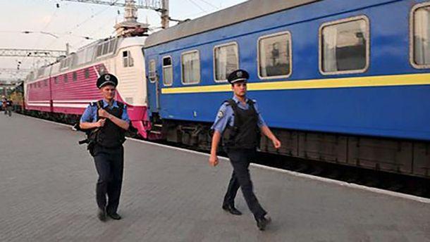 Трагедия произошла на Киевском вокзале