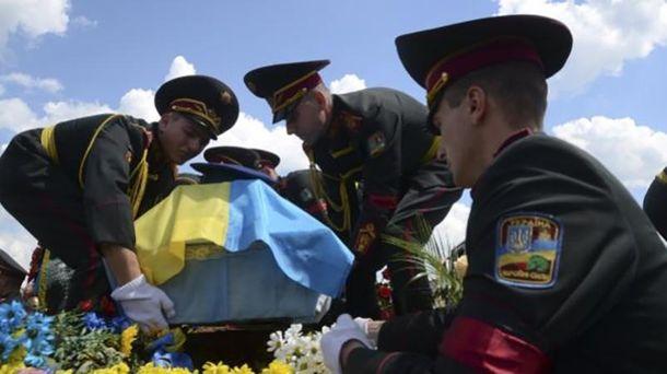 Україна зазнала чергових втрат на Донбасі