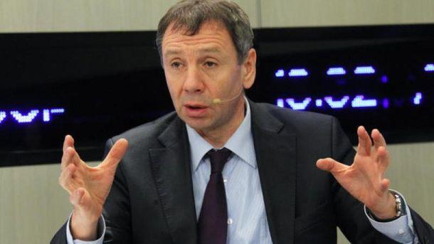 Сергей Марков в шоке