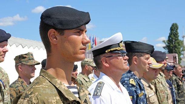 Навчання Сі Бриз зібрало 4 тисячі військових