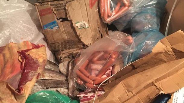 Умови зберігання продуктів у військовій частині