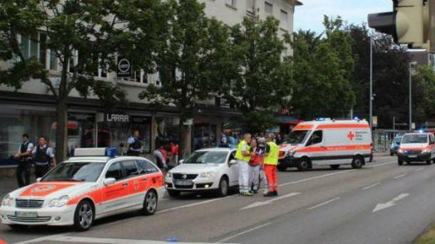 Очередной жестокое нападение в Германии