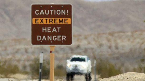 На Землі зафіксували новий температурний рекорд