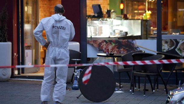 Нападение произошло вблизи заведения, в котором работала жертва