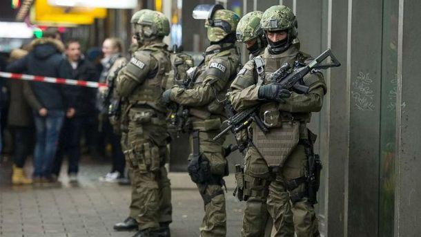 Полиция задержала друга мюнхенского стрелка