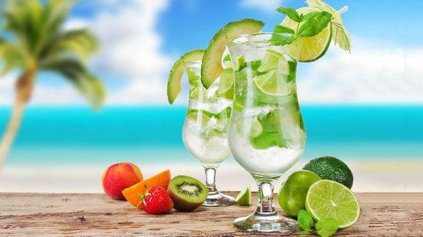 Рецепти освіжаючих напоїв