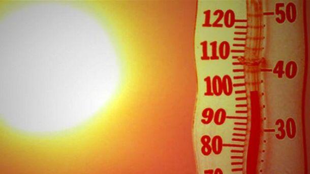 Аномальна спека