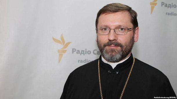 Блаженнийший Святослав