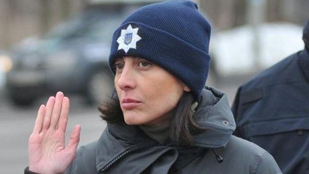 Хатія Деканоідзе заявляє про наявність в неї українського паспорта