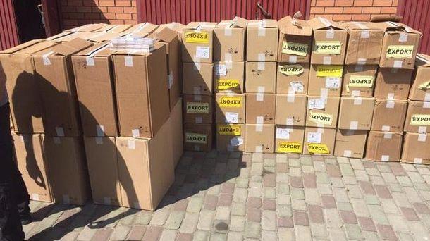 Контрабандисты переправляли товар на миллионы гривен