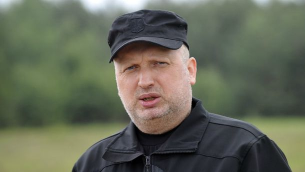 Олександр Турчинов розповів про нові види озброєння росіян на Донбасі