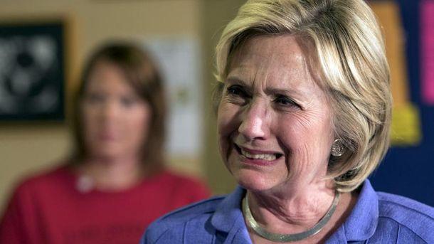 Гіларі Клінтон може й не стати першою жінкою-президентом США
