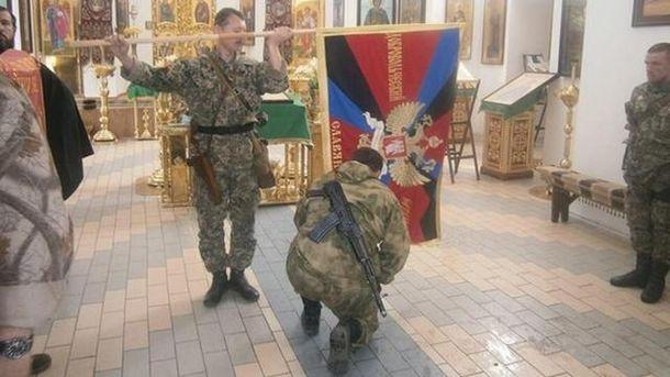 Верующие УПЦ МП не верят в российскую агрессию на Донбассе, несмотря на присутствие там россиян