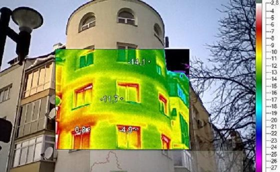 Энергообследования дома