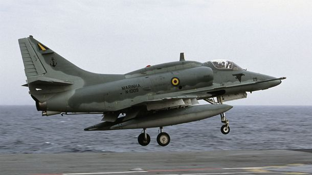 Истребитель AF-1 Skyhawk
