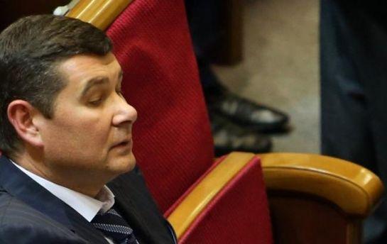 Онищенко уже давно сбежал из Украины